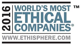 milliken 2016 world's most ethical company honoree